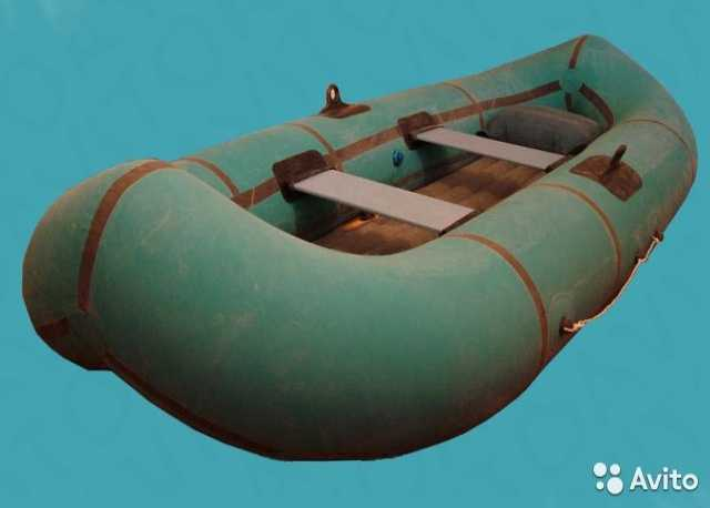 Продам лодка гребная Турист-3