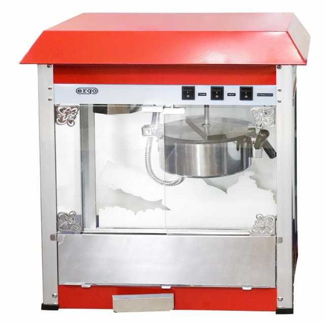 Продам Аппарат для попкорна ERGO VBG-1608