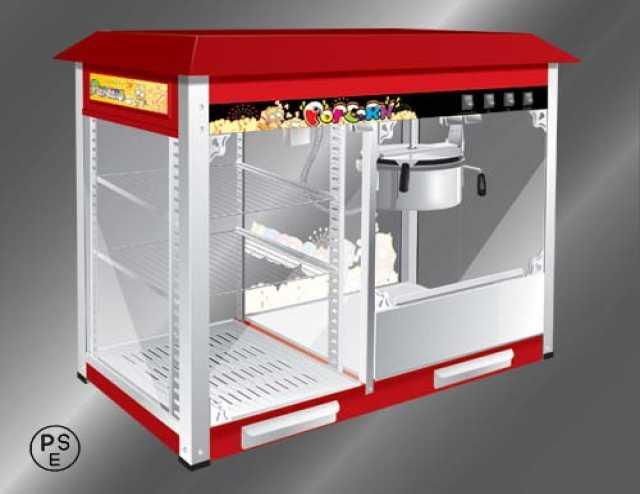 Продам Аппарат для попкорна VBG-897 с витриной
