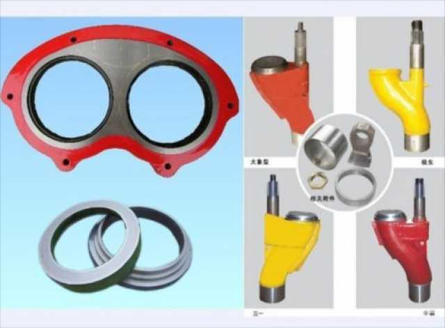 Продам: Плита и кольцо Sany DN200