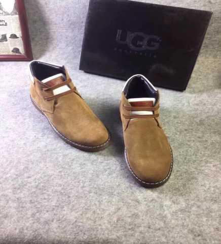 Продам UGG на шнуровке мужские