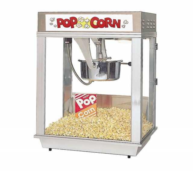 Продам Аппарат для попкорна Gold Medal Discover