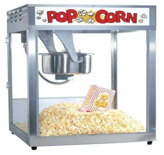 Продам Аппарат попкорна Gold Medal Macho Pop 16