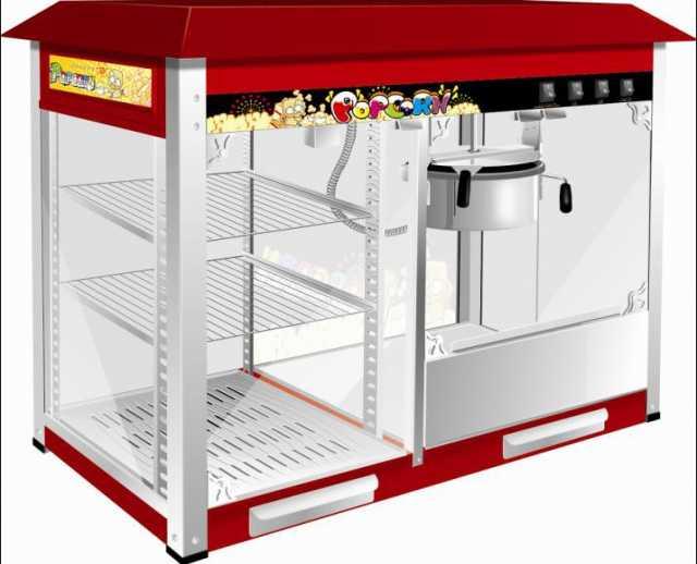 Продам Аппарат для приготовления попкорна VBG-9