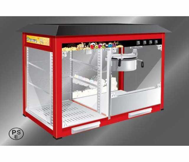 Продам Аппарат для попкорна VBG-8880 с витриной
