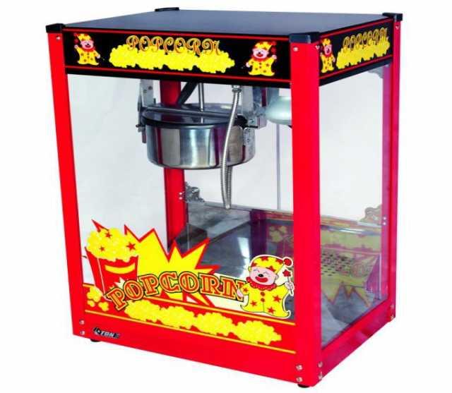 Продам Аппарат для попкорна Starfood ET-POPB-R