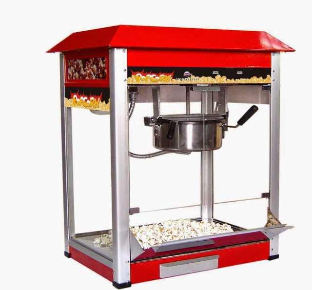 Продам Аппарат для попкорна ROAL HP-6B