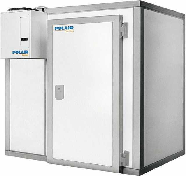 Продам Камера холодильная 80мм POLAIR кхн-15,61