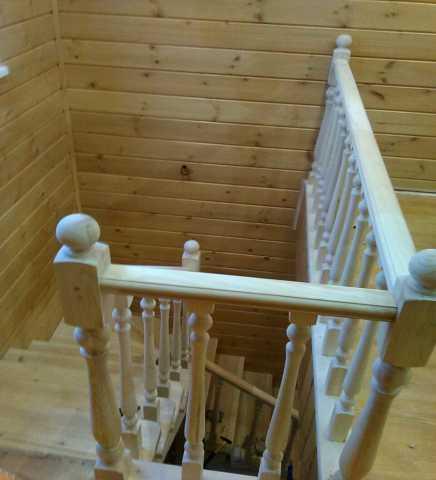 Продам Деревянные и металлические лестницы на з