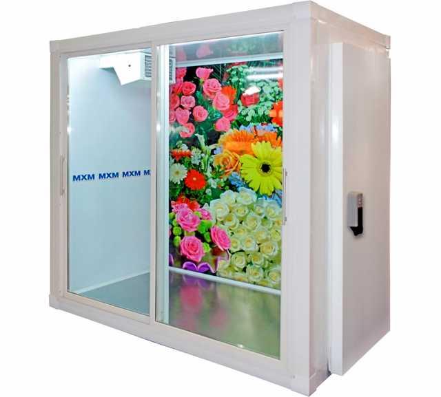 Продам Холодильная камера для цветов КХ-4,41