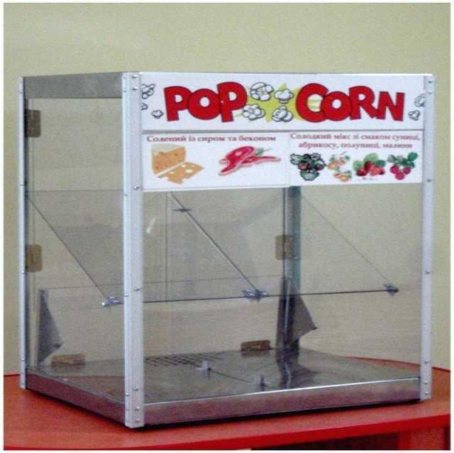Продам Витрина для попкорна iRon 750*660*700