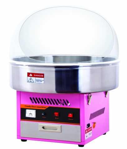 Продам Аппарат для сахарной ваты с куполом ET-M