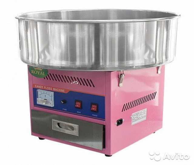 Продам Аппарат для сахарной ваты ROAL HES-03