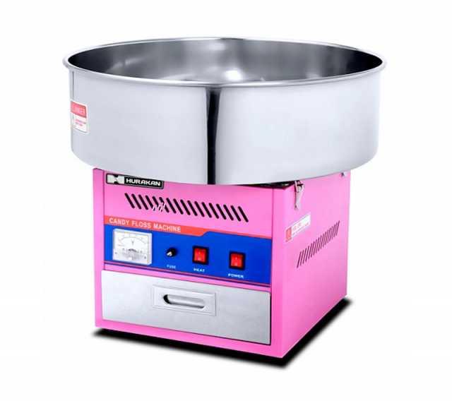 Продам Аппарат для сахарной ваты Hurakan HKN-C2