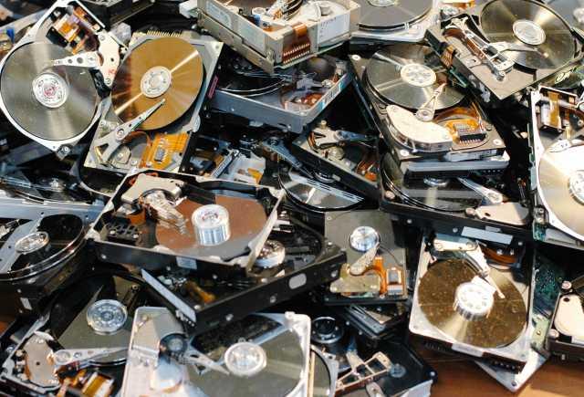 Куплю жесткие диски в любом количестве