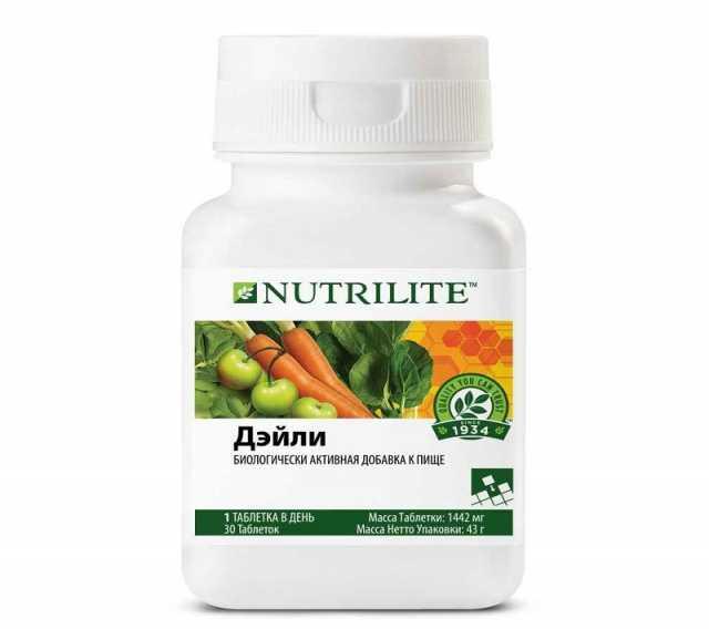 Продам NUTRILITE™ Дэйли-30 таблеток