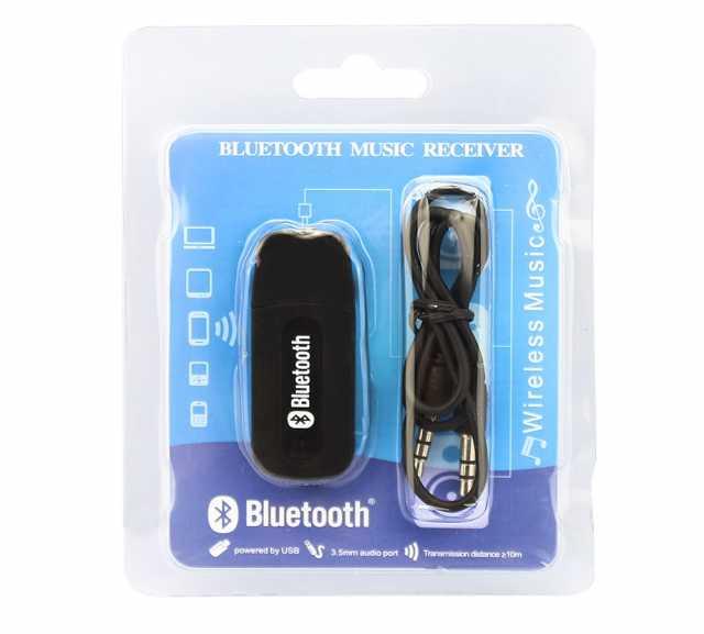 Продам AUX Bluetooth аудио адаптер