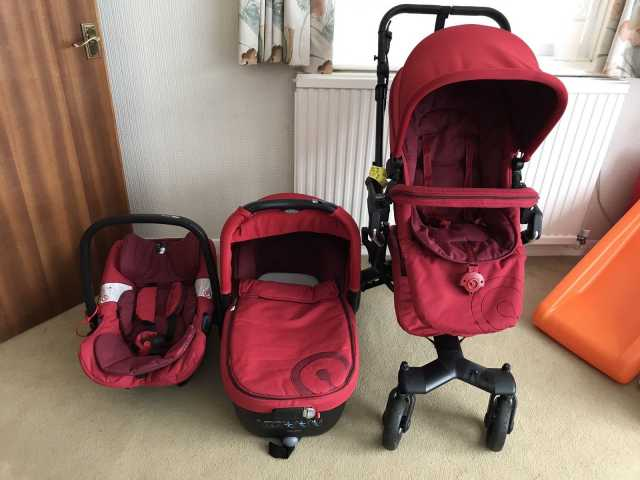 Продам Concord NEO TRAVEL SET with Buggy Baby b