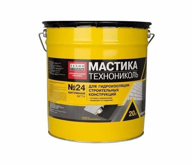 Продам Технониколь Мастика битумная №24