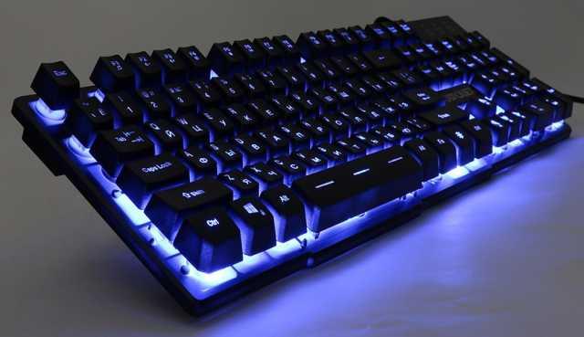 Продам игровая клавиатура