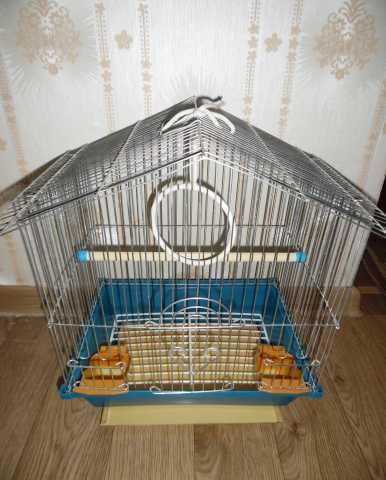 Продам Клетка для птиц.