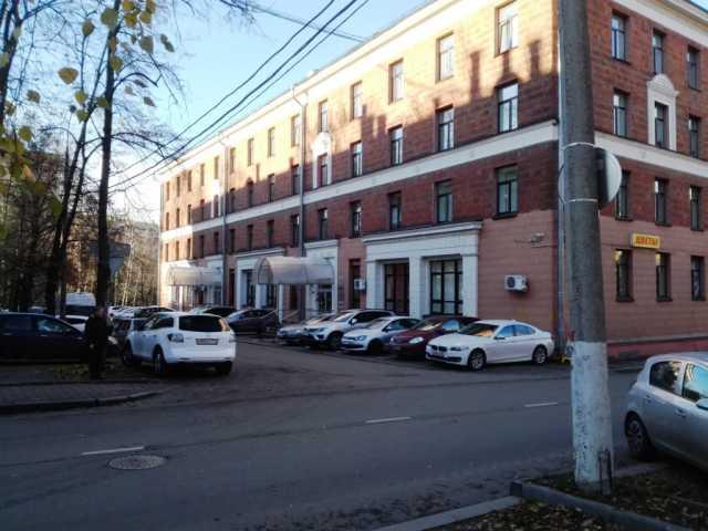 Сдам: Кабинет 21 м2 в бизнес центре.