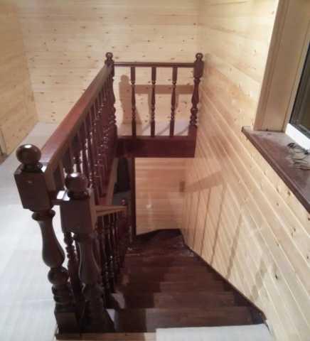 Продам Местное изготовление любых лестниц.