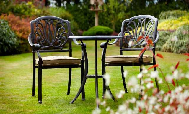 Предложение: Садовая мебель и металлоконструкции