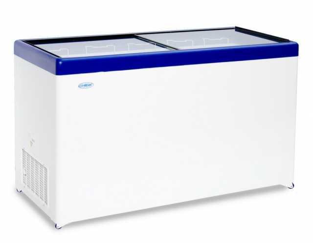 Продам Морозильный ларь Снеж МЛП-500 (синий)