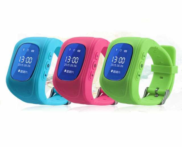 Продам Детские часы Smart Baby Watch Q50