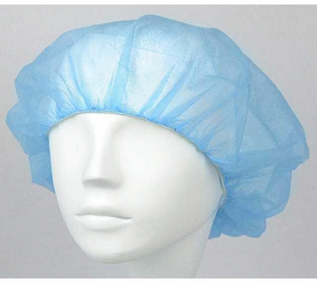 Продам шапочка-берет медицинская одноразовая