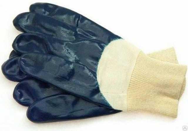 Продам Перчатки нитриловые  полный облив (манже