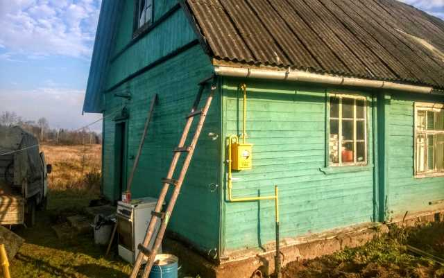 Продам: Дом на живописном хуторе у речки, газ.