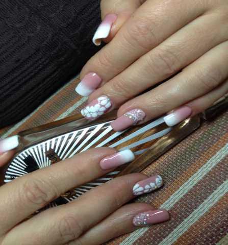 Предложение: Красивые ногти и брови