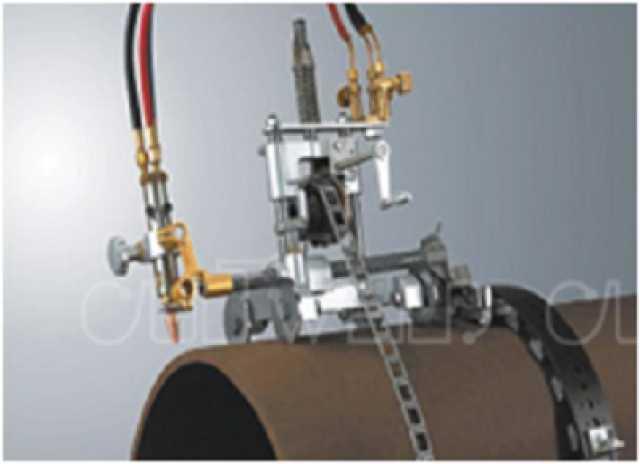 Продам HandyPipe машина для резки труб (ручной