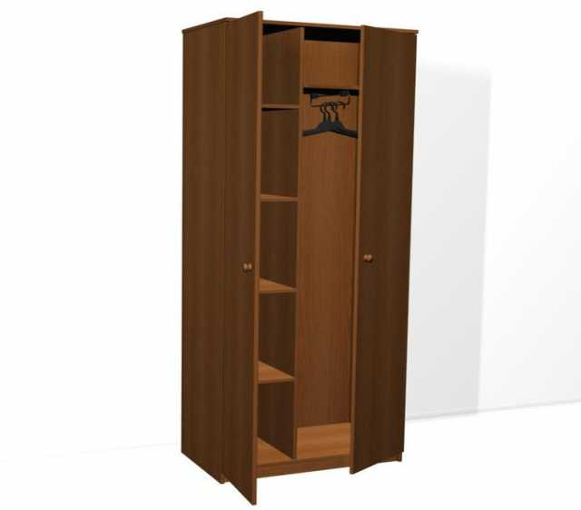 Продам Шкаф двух дверный оптом в гостиницу