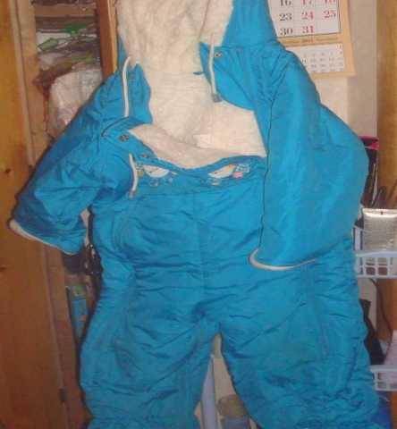 Продам Детская зимняя куртка.