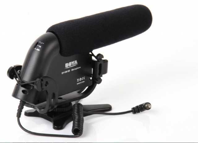 Продам Накамерный микрофон пушка