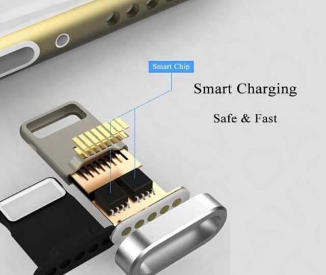 Продам Магнитный кабель - зарядка для iPhone и