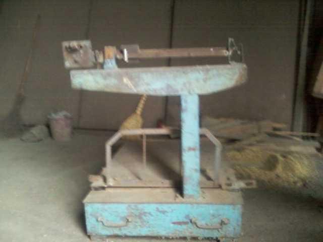 Продам: Весы напольные механические г/п 1000 кг.