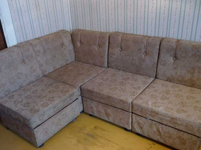 Продам Набор мягкой мебели (модули)