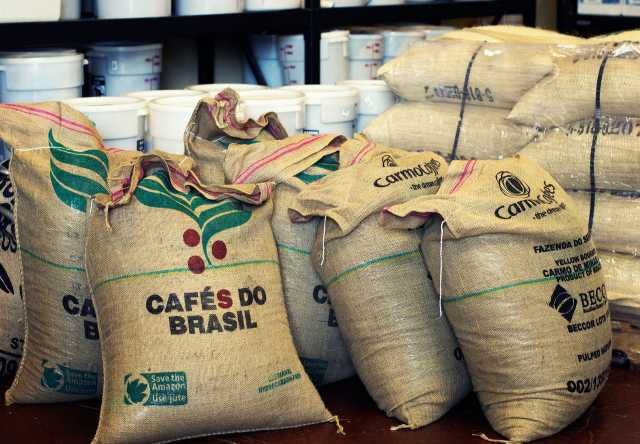 Продам Кофе в зёрнах оптом от производителя (об