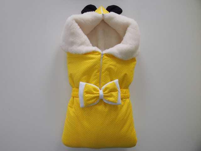 Продам: ✅Конверт Одеяло (овчина) +комбез .Новое.