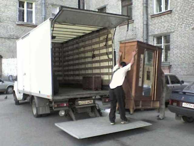 Предложение: Транспорт и грузчики