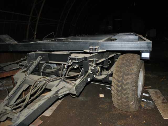 Продам прицеп-шасси тракторный