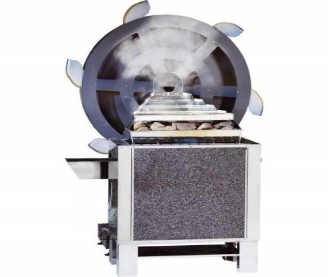 Продам: Печь для сауны с автомат. подачей воды