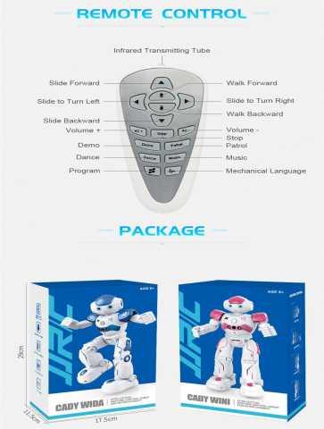 Продам Танцующий робот c радиоуправлением