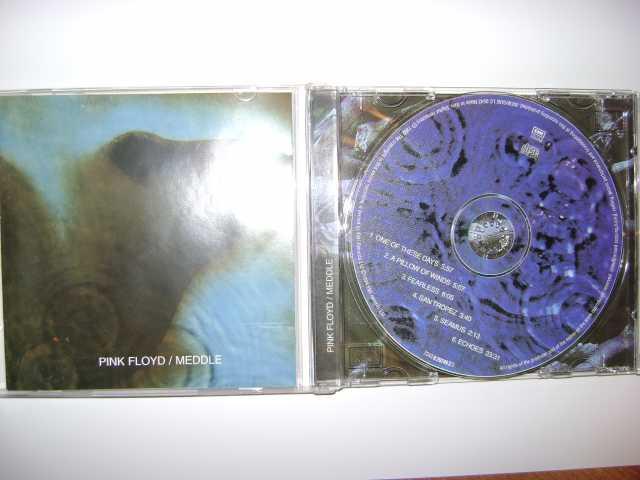 Продам CD ДИСКИ PINK FLOYD