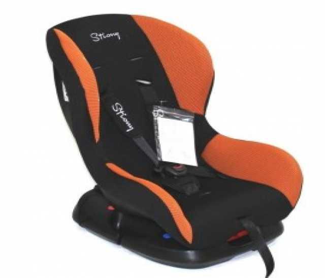 Продам Автокресло 303  (оранжевый) под заказ