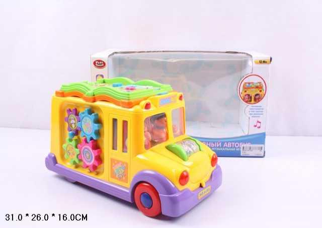 Продам Забавный автобус, (свет, звук, обучение,